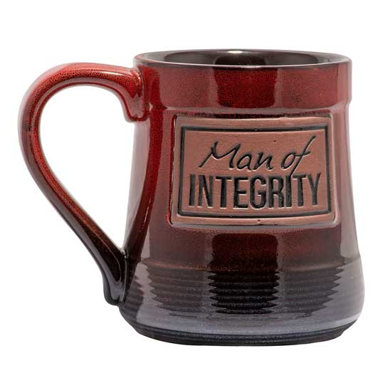 MUG130 Man of Integrity Coffee Mug