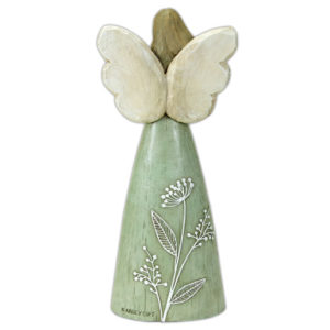 57799 Those We Love Angel Figurine back