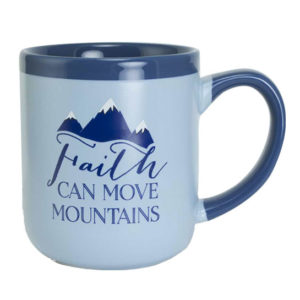 57891 Faith Moves Mountains Coffee Mug