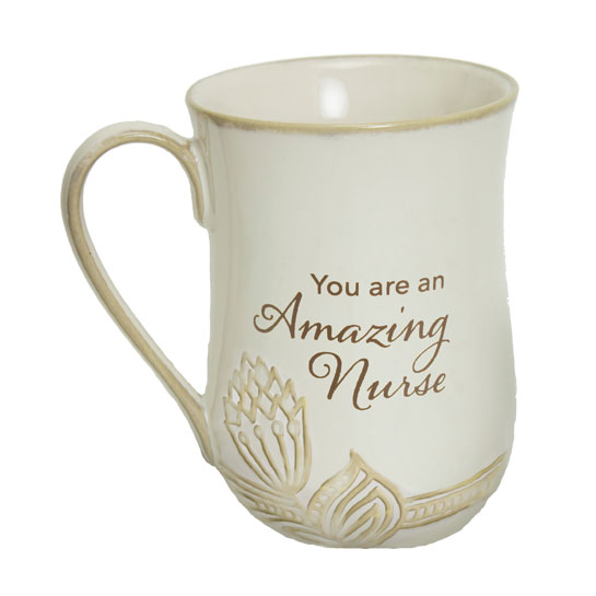 57915 Amazing Nurse Coffee Mug
