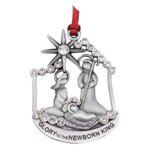 CO792 Nativity Ornament Christmas Gifts