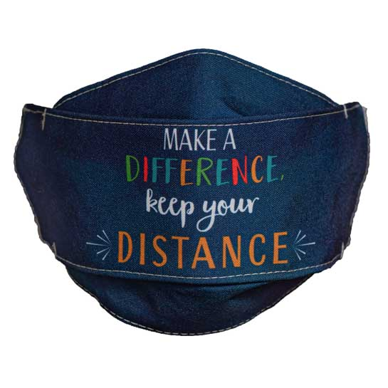 MSK102 Keep Your Distance Mask