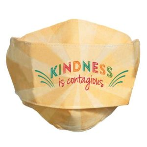 MSK103 Kindness is Contagious Face Mask