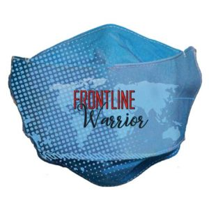 MSK109 Frontline Warrior World Face Mask