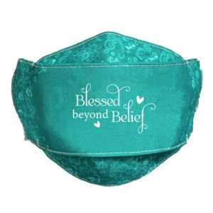 MSK116 Blessed Beyond Belief Face Mask