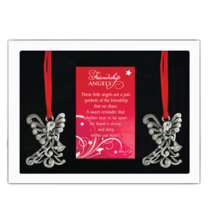 CO898 Friendship Angels Ornament Gift Set
