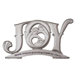 NT110 Joy Holy Family Christmas Decor