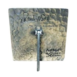 SAN113 Be Kind Metal Mini Easel Back