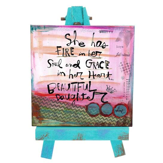 SAN192 Daughter Mini Easel