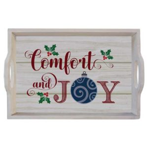 ST203 comfort and joy serving tray