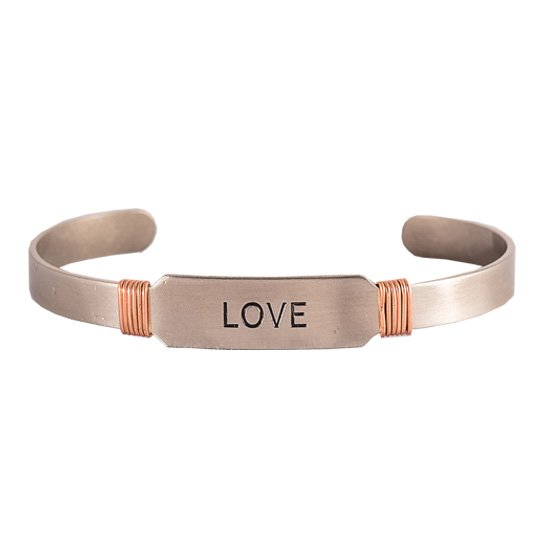 MB237 Love Bracelet Inspirational Gifts