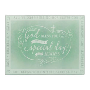 CB403 Special Day Cake Cutting Board