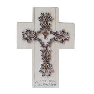 CR105 First Communion Cross